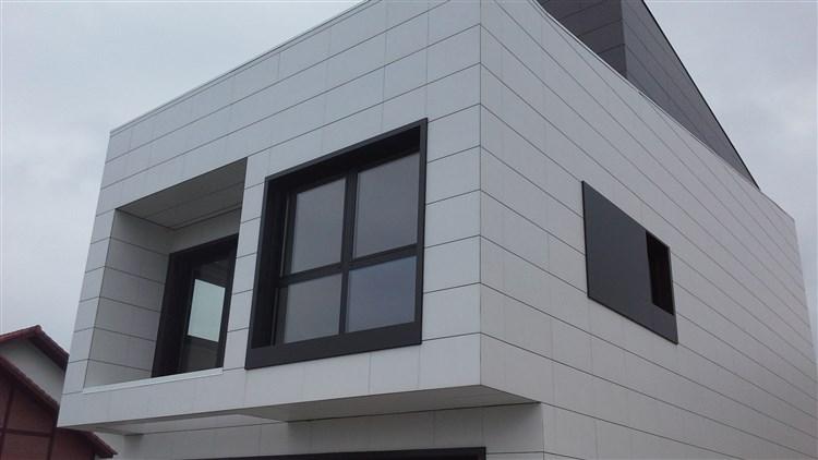 Ceramica para fachadas tambin se puede disponer de las - Ceramica para fachadas exteriores ...